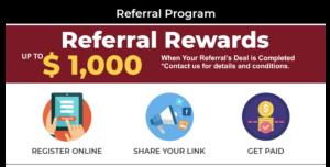 Next Day Mortgage Referral Program